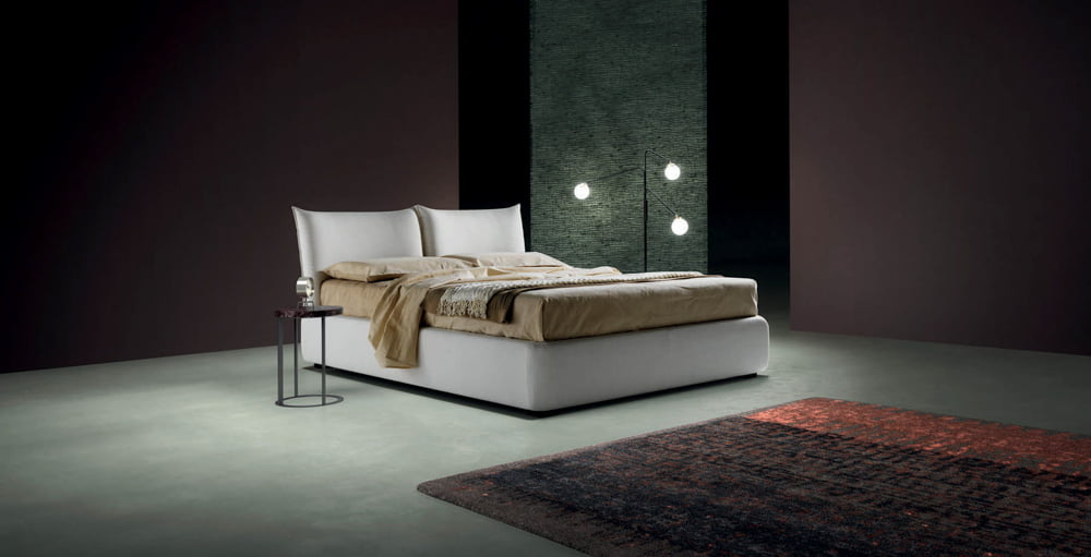 Chic samoa divani miegamojo baldai lova (2)