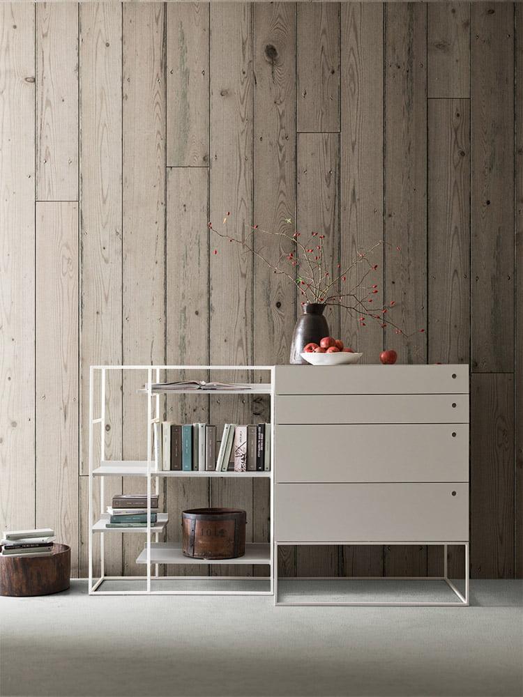 Italiski baldai Hobby miegamojo komoda (2)