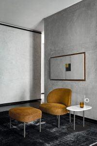Italiski baldai Raku fotelis (1)