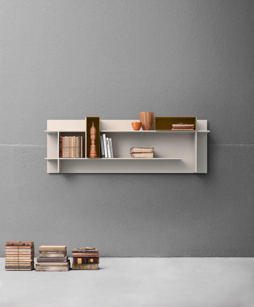 Italiski baldai knygu lentyna Free Pod (1)