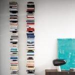 Italiski baldai knygu lentyna Press (2)
