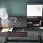 Italiski miegamojo baldai Heritage kosmetinis staliukas (4)