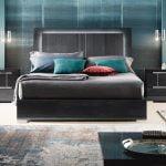 Italiski miegamojo baldai Versilia lova (2)