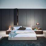 Italiski miegamojo baldai lova California (1)