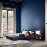 Italiski miegamojo baldai lova California (6)