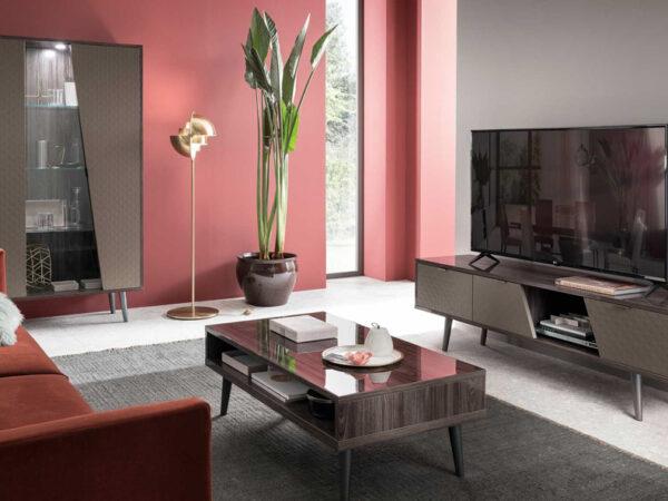 Italiski svetaines baldai Frida tv spintele