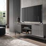 Italiski svetaines baldai Novecento tv spintele (1)