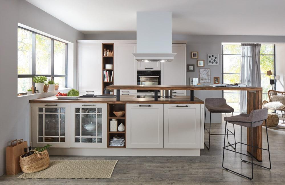 Klasikinės virtuvės baldai-komplektas Chalet 881 (1)
