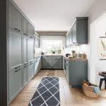 Klasikiniai virtuvės baldai komplektas Cascada776 (2)