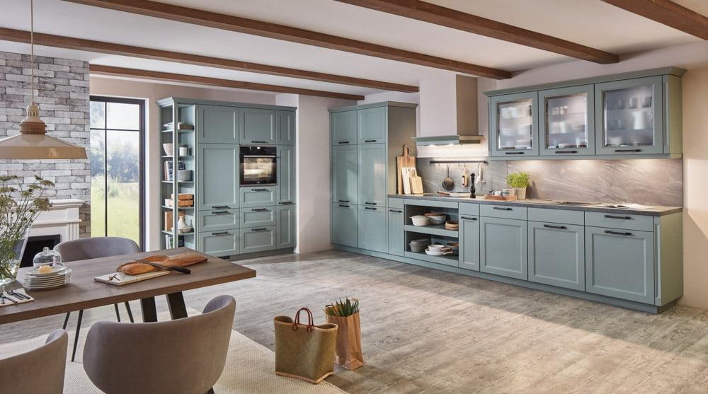 Klasikiniai virtuvės baldai komplektas Cascada776 (3)