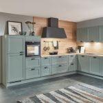 Klasikiniai virtuvės baldai komplektas Cascada776 (4)