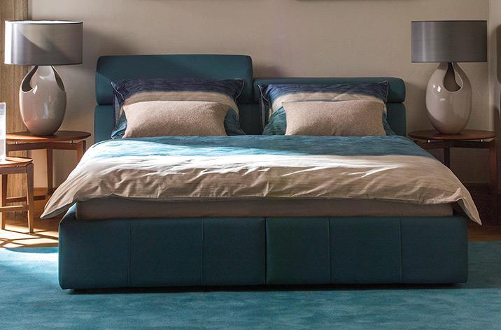 Kler baldai miegamojo lova Milonga (5)