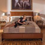Kler miegamojo baldai lova otello (8)