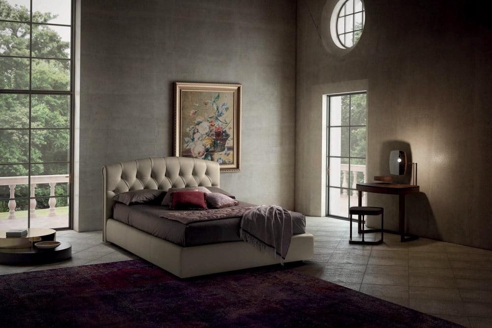 Samoa Divani miegamojo baldai lova dream (1)