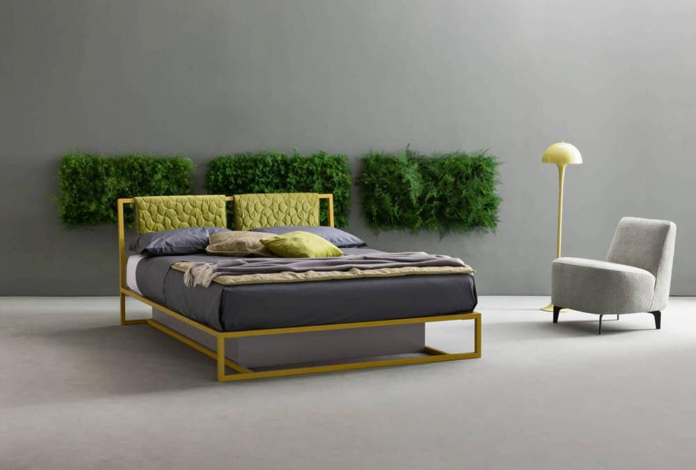Samoa Divani miegamojo baldai lova frame (3)