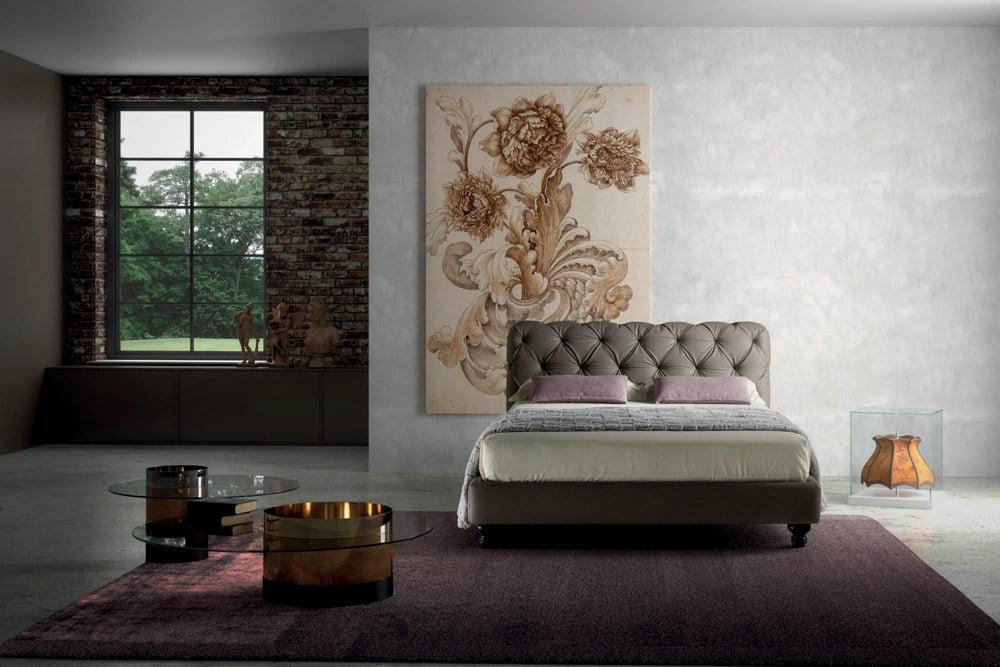 Samoa Divani miegamojo baldai lova king