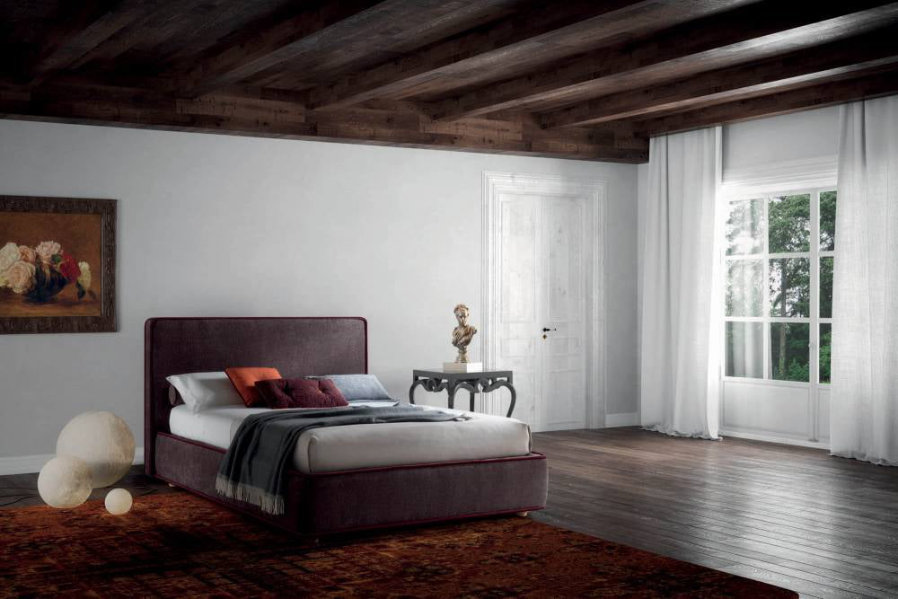 Samoa Divani miegamojo baldai lova lady