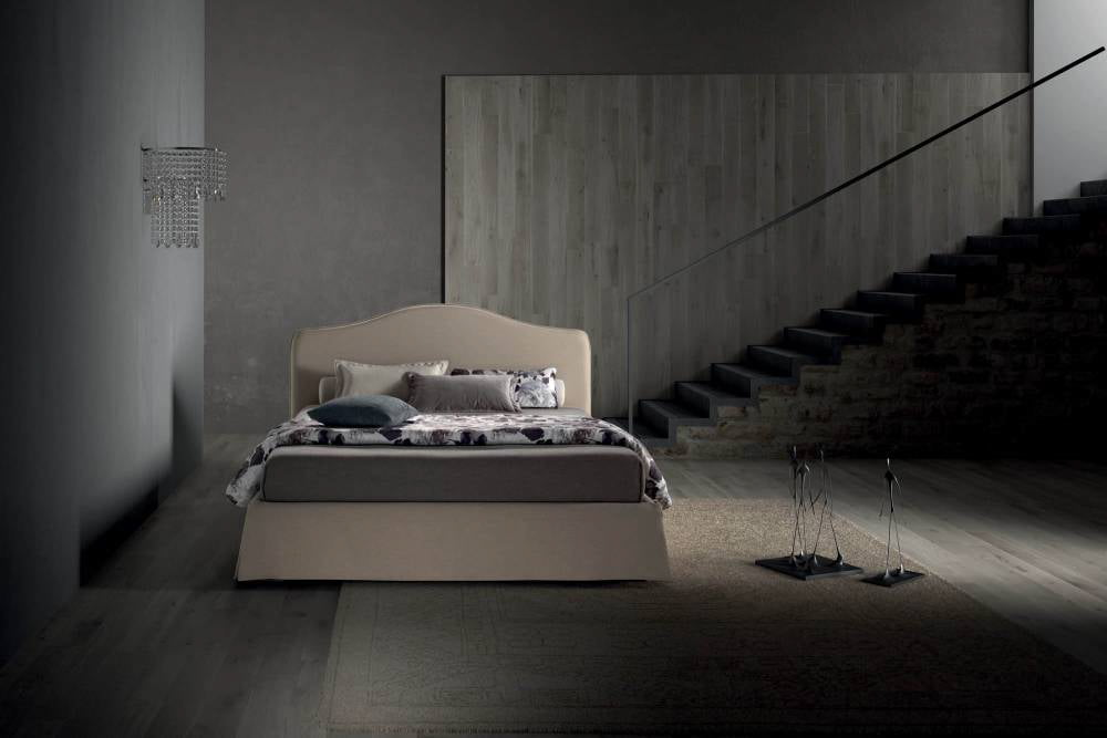 Samoa Divani miegamojo baldai lova lovely