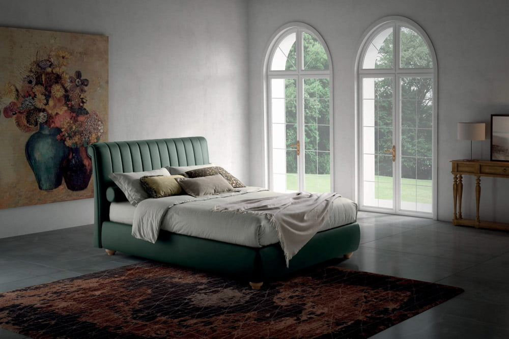 Samoa Divani miegamojo baldai lova novel style (2)
