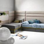 Samoa Divani miegamojo baldai lova pannelli-wall (6)