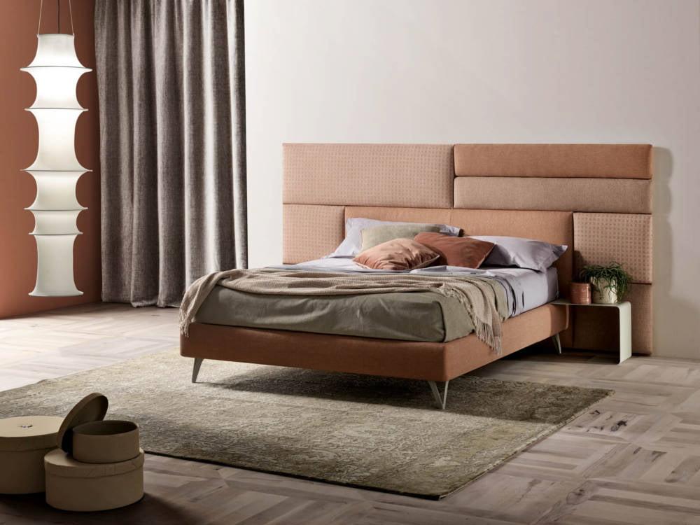 Samoa Divani miegamojo baldai lova pannelli-wall (9)