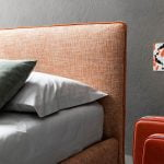 Samoa Divani miegamojo baldai lova piping (1)