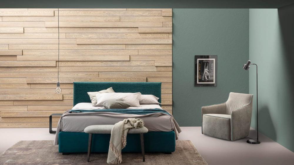 Samoa Divani miegamojo baldai lova plain (1)