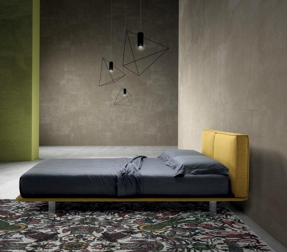 Samoa Divani miegamojo baldai lova stylish (1)