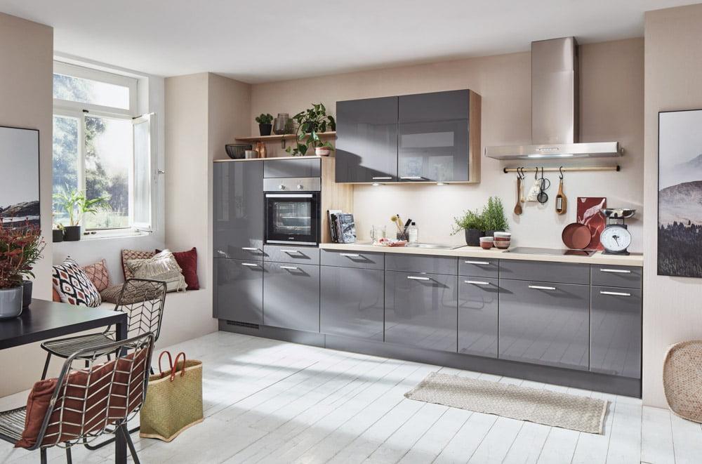 Virtuvės baldai-komplektas Flash 453