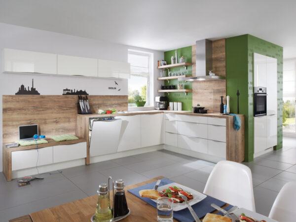 Virtuvės baldai-komplektas Focus 460