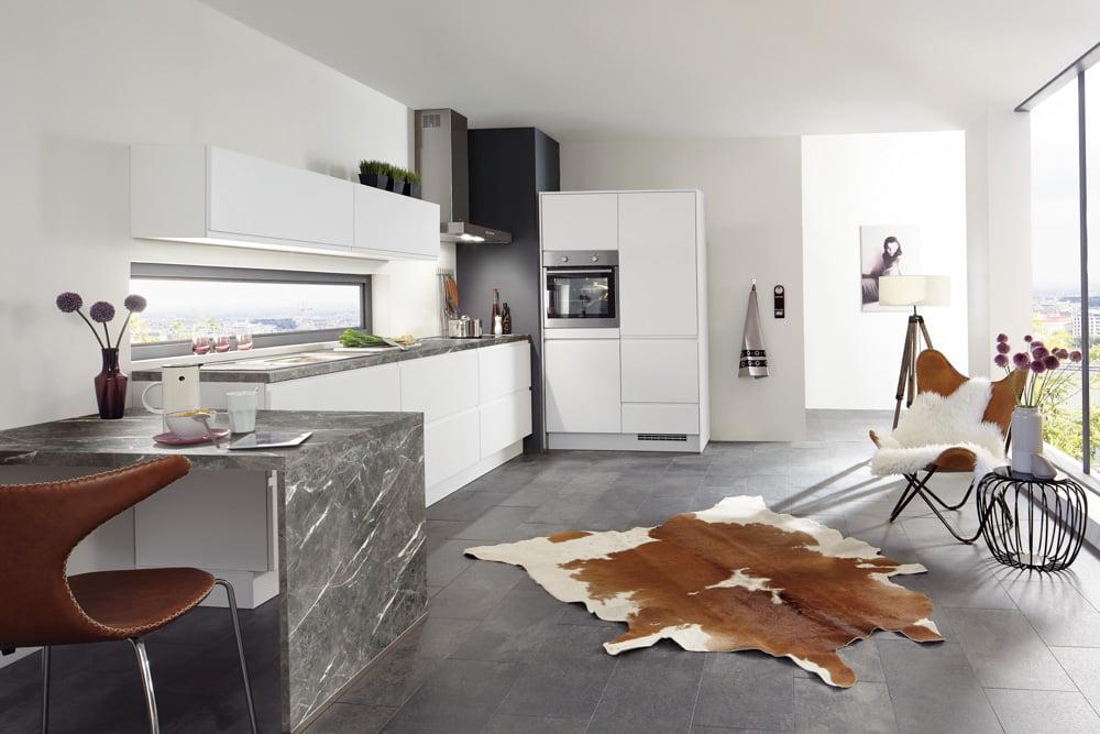 Virtuvės baldai-komplektas Inline 551