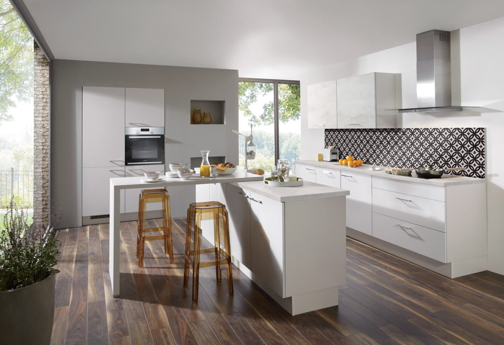 Virtuvės baldai-komplektas Laser 417