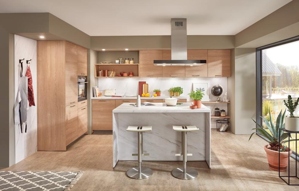 Virtuvės baldai komplektas Riva887 (1)