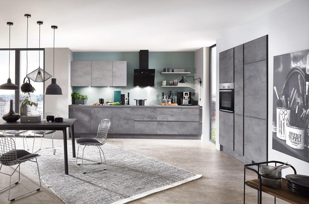 Virtuvės baldai komplektas Riva889 (1)