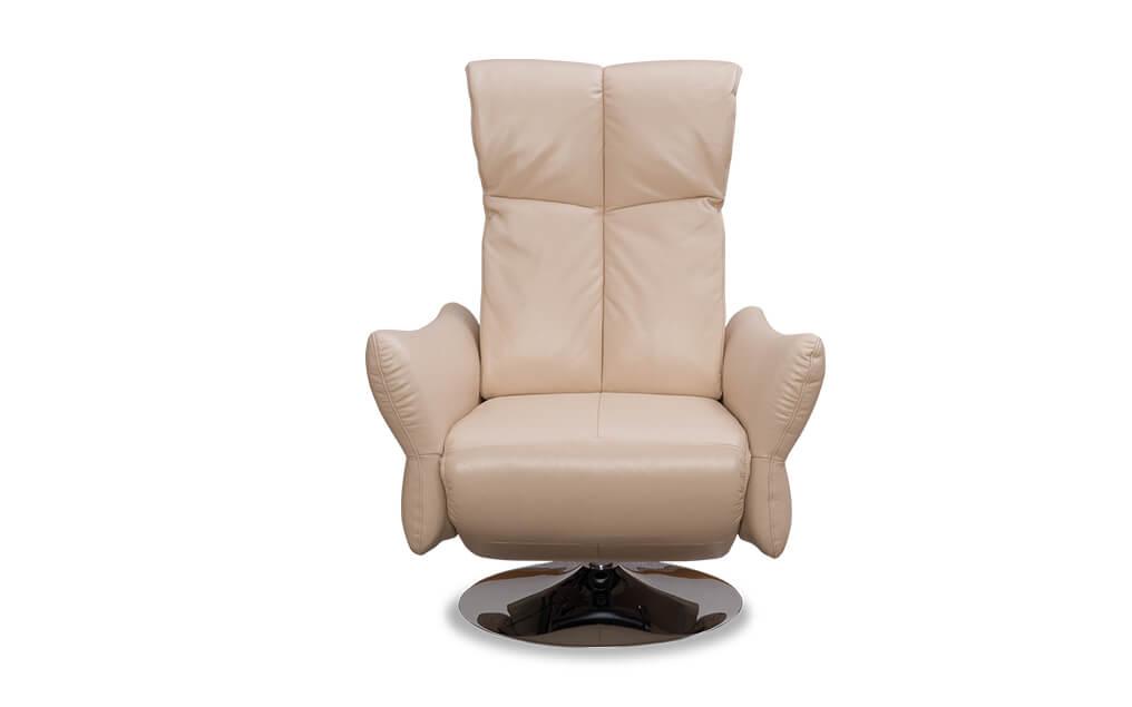 Vivace fotelis kler minksti baldai (2)