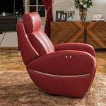 fotelis Twist Solo kler minksti baldai (2)