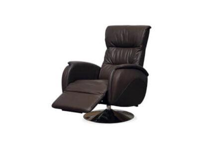 minksti baldai fotelis boritono kler