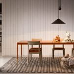 Alf Da Fre italiski valgomojo baldai kede Karina (1)-2