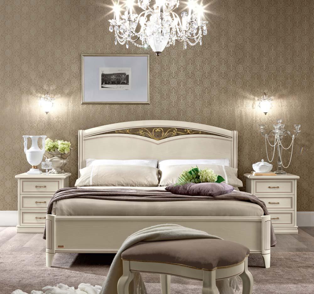 Camelgroup itališki klasikiniai baldai Nostalgia Night Bianco (1)