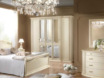 Camelgroup itališki klasikiniai baldai Siena Arena Ivory spinta