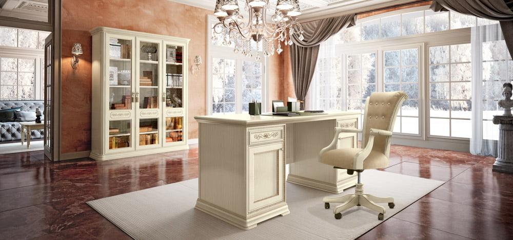 Camelgroup itališki klasikiniai baldai Torriani Office (1)