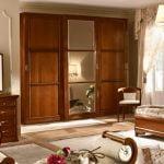 Camelgroup itališki klasikiniai baldai Torriani Walnut spinta