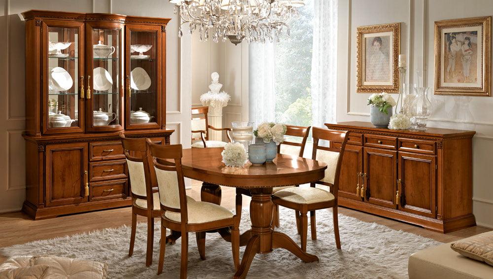 Camelgroup itališki klasikiniai baldai Treviso Cherry (3)
