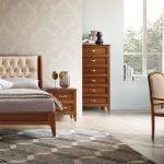 Camelgroup itališki klasikiniai miegamojo baldai Gioto Night (12)