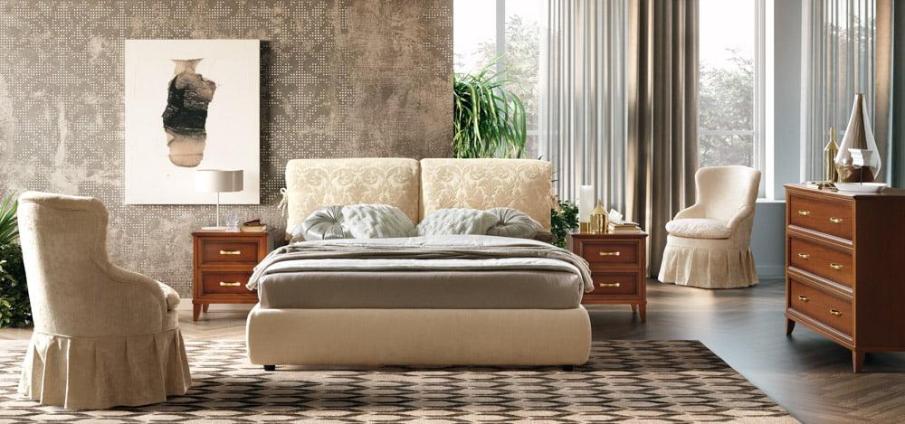 Camelgroup itališki klasikiniai miegamojo baldai Gioto Night (2)