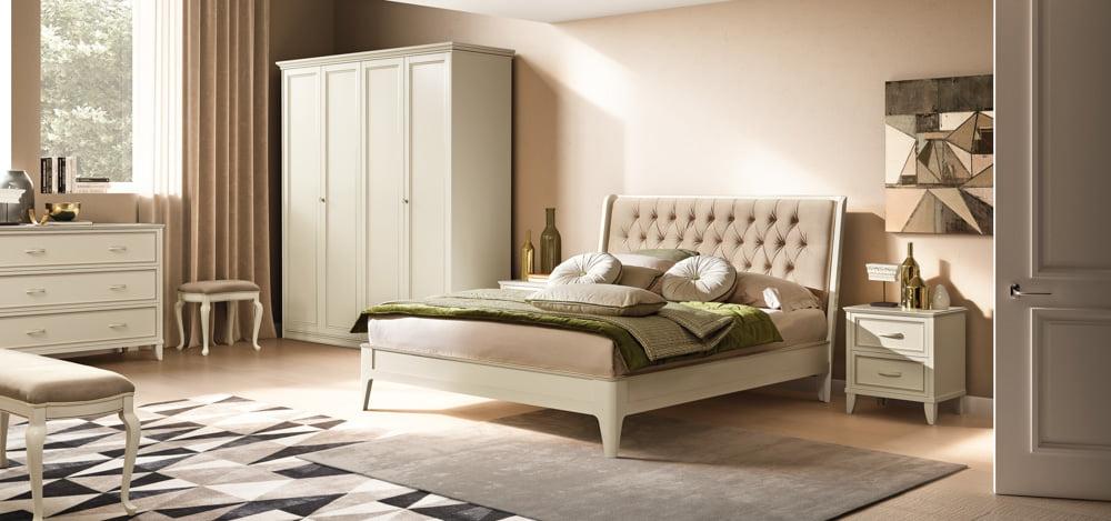 Camelgroup itališki klasikiniai miegamojo baldai Gioto Night (20)
