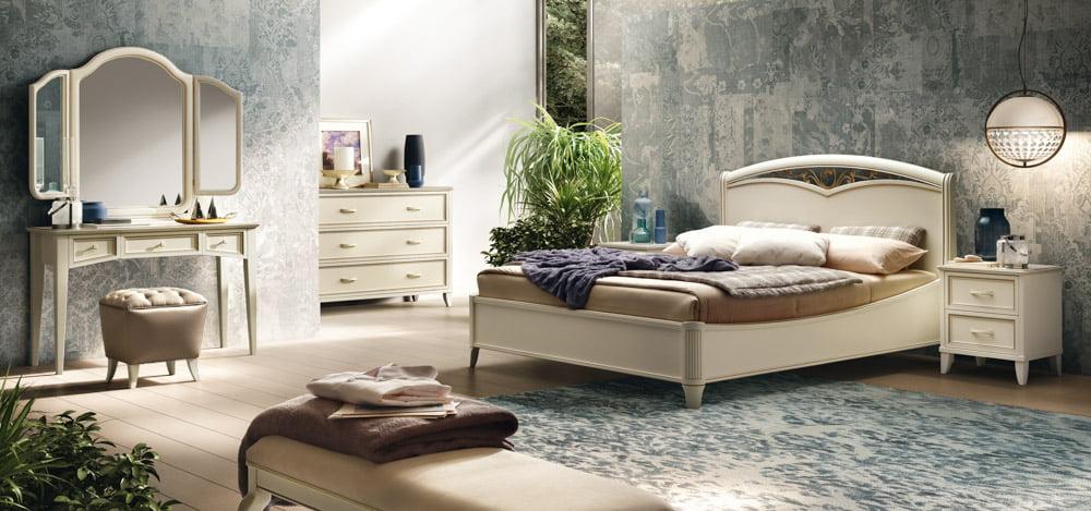 Camelgroup itališki klasikiniai miegamojo baldai Gioto Night (3)