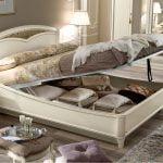 Camelgroup itališki klasikiniai miegamojo baldai Gioto Night (4)