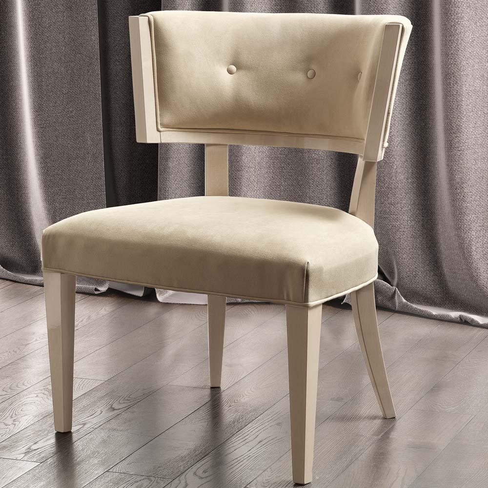 Camelgroup itališki svetainės ir valgomojo baldai Ambra Day kėdė (1)