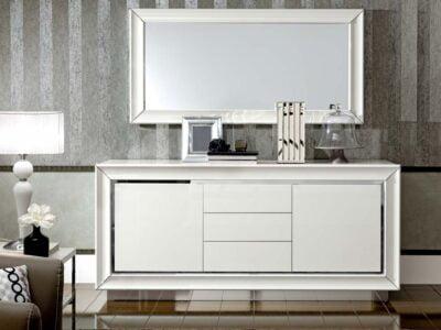 Camelgroup itališki svetainės ir valgomojo baldai Dama Bianca komoda